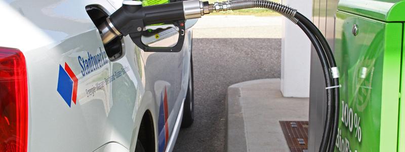 Erdgas Mobilität