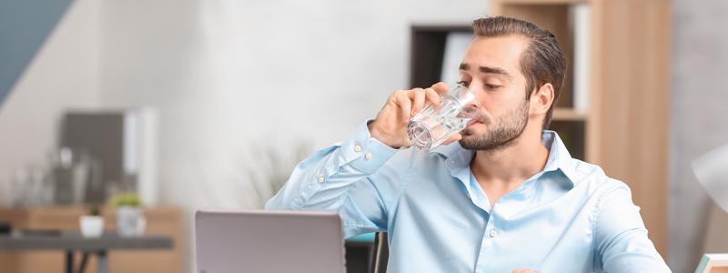 Trinkwasser für Geschäftskunden