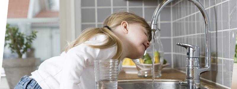 Wasser für Privatkunden