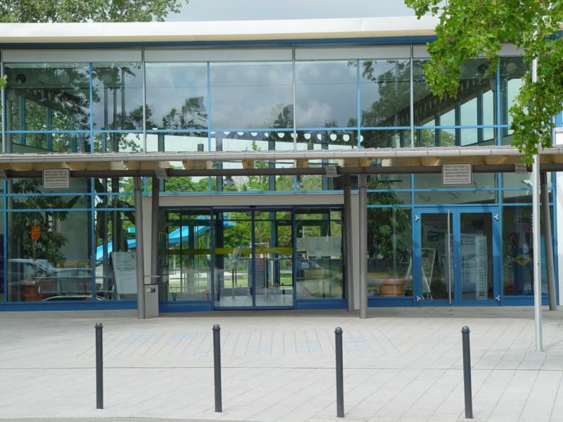 Hallenbad Bruchsal